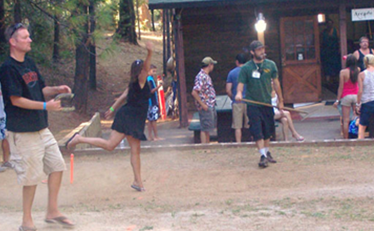 Enjoy Fun Activities at Gold Country Campground