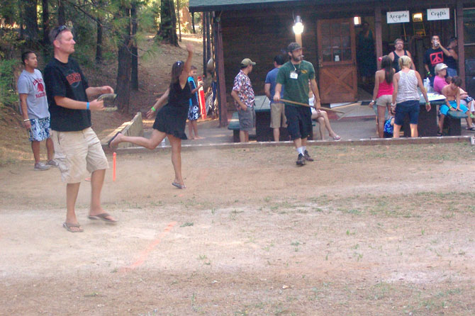 Gold Country Campground Activities