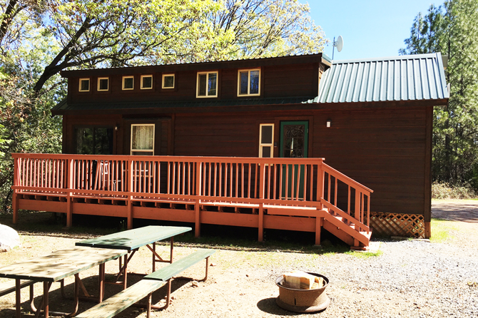 Gold Country Campground Cottages