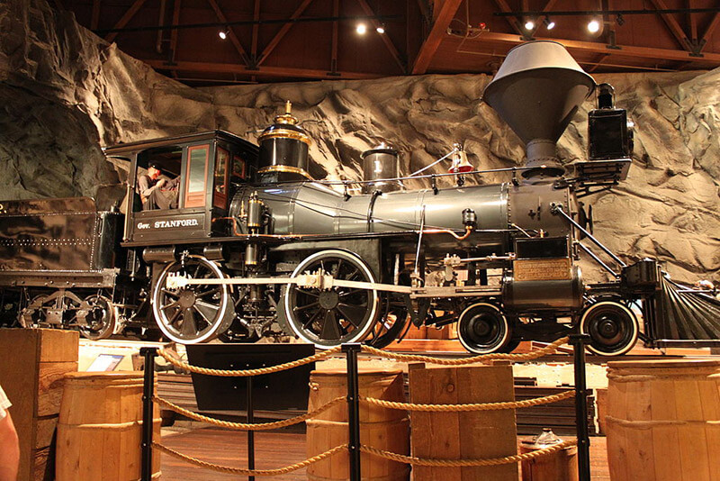California State Railroad Museum | Gold Country Campground Resort