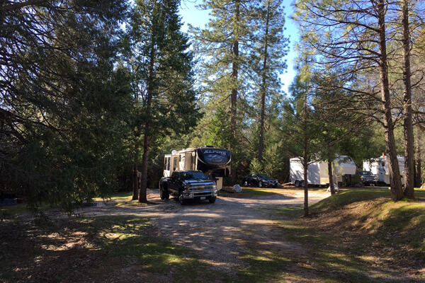 Save Money on RV Camping in California