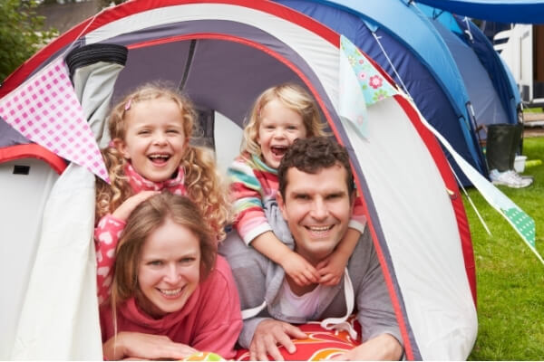 Camping Is Good For You   Why is Camping Good For You