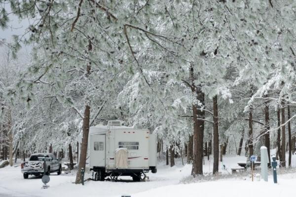Winter RV Camping | Winter RV Camping Tips